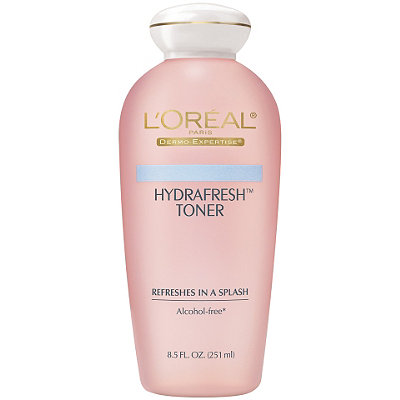 Image result for l'oreal hydra fresh toner