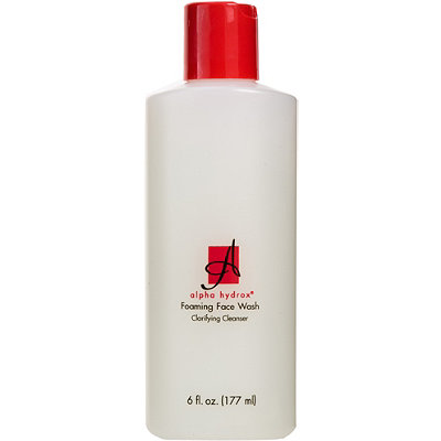 Alpha HydroxFoaming Face Wash Clarifying Cleanser