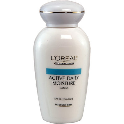 L'Oréal Active Daily Moisture Lotion