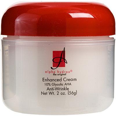 Alpha HydroxEnhanced Cream 10% Glycolic AHA