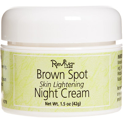 Reviva Labs Brown Spot Night Cream