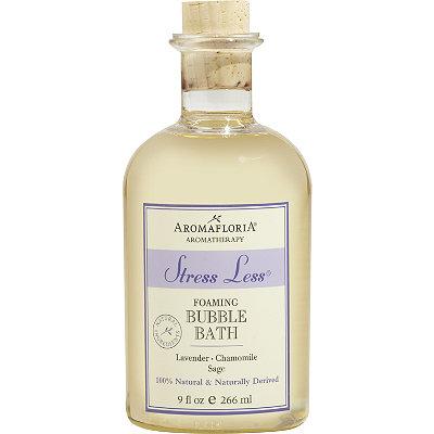 AromafloriaStress Less Foaming Bubble Bath