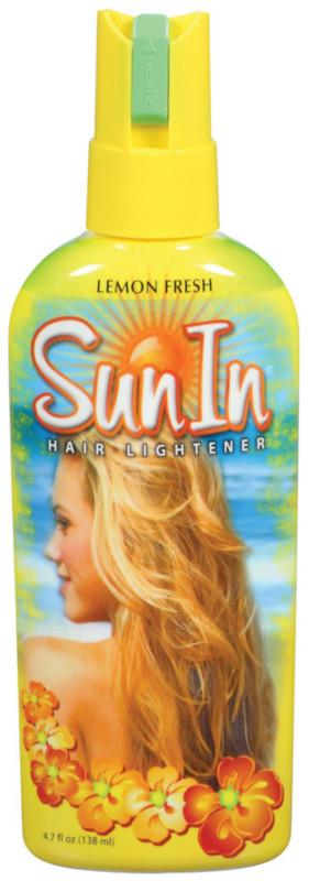 Sun In Spray-In Hair Lightener