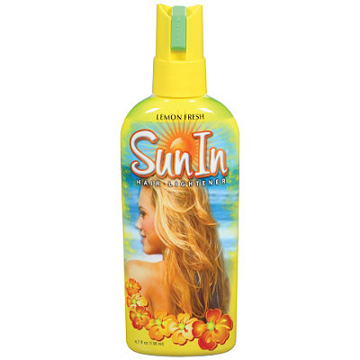 Sun InSpray-In Hair Lightener