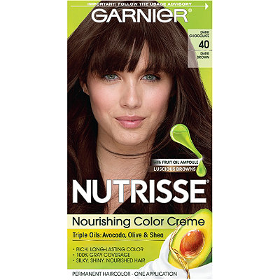 Online Only Nutrisse Nourishing Color Crème