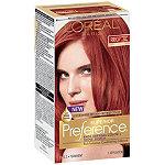 L'Oréal Superior Preference Fade-Defying Color & Shine Red Copper