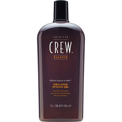 American CrewFirm Hold Styling Gel