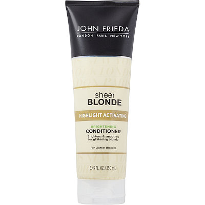 John FriedaSheer Blonde Highlight Activating Enhancing Conditioner-Lighter Shades