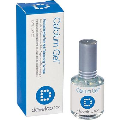 Develop 10Calcium Gel Nail Thickening Formula
