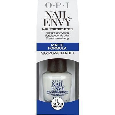 OPINail Envy Nail Strengthener Matte Formula