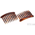 Karina Tortoise Side Combs