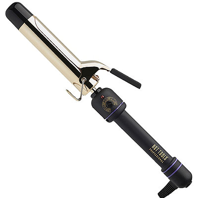 24K Gold Curling Iron