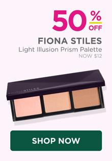 50% off Fiona Stiles Light Illusion Prism Palette, Now $14, Reg $28