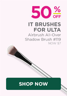 50% off Airbrush All-Over Shadow Brush #119, NOW $7, Reg $14.