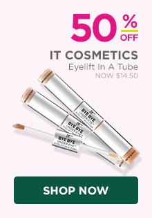50% off IT Cosmetics Eyelift In A Tube, now $14.50, regular $29.