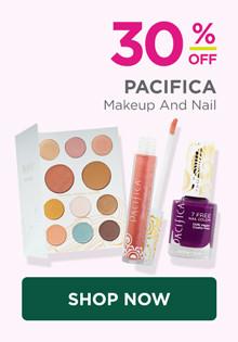 30% off Pacifica Cosmetics.