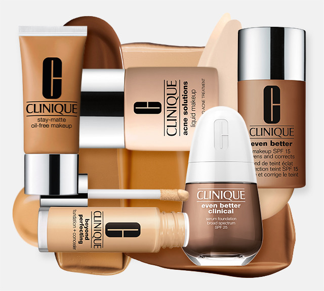Clinique Foundations