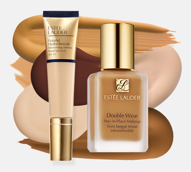 Esteé Lauder Foundations
