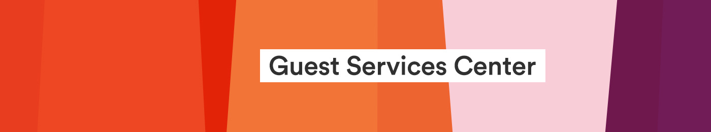 369ef7f06e Guest Services. 21 Days of Beauty SHOP NOW