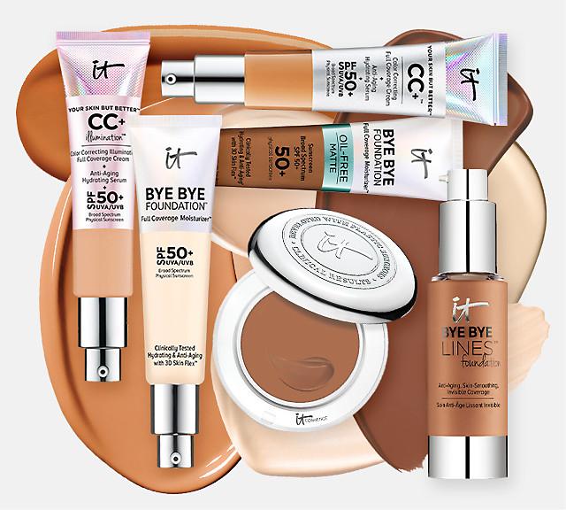 IT Cosmetics Foundations