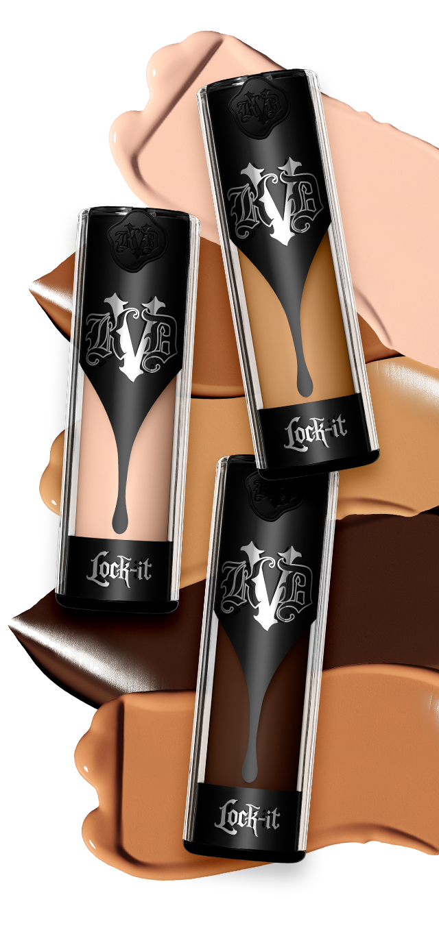 KVD Vegan Beauty Lock-It Liquid Foundation