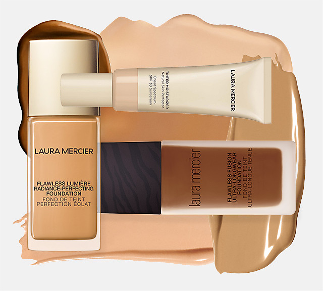 Laura MercierL'Oréal Foundations