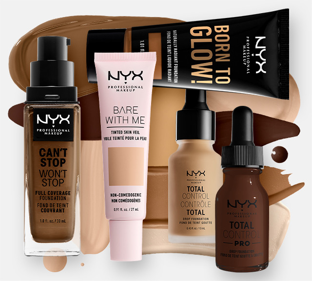 NYX Professional Makeup Foundations
