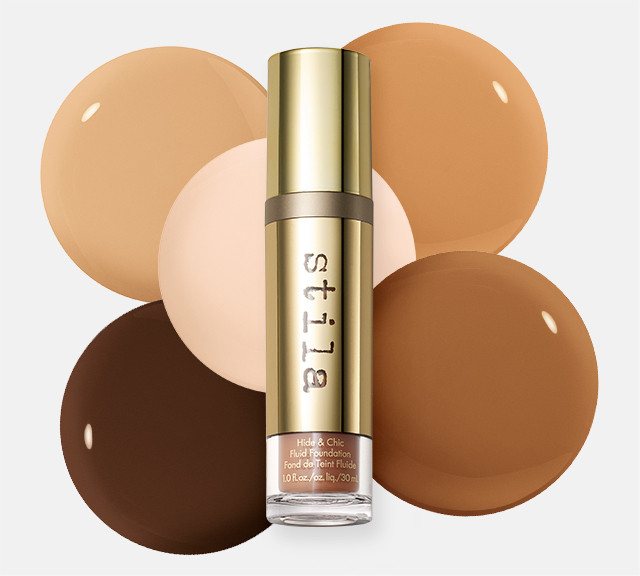 Stila Foundations