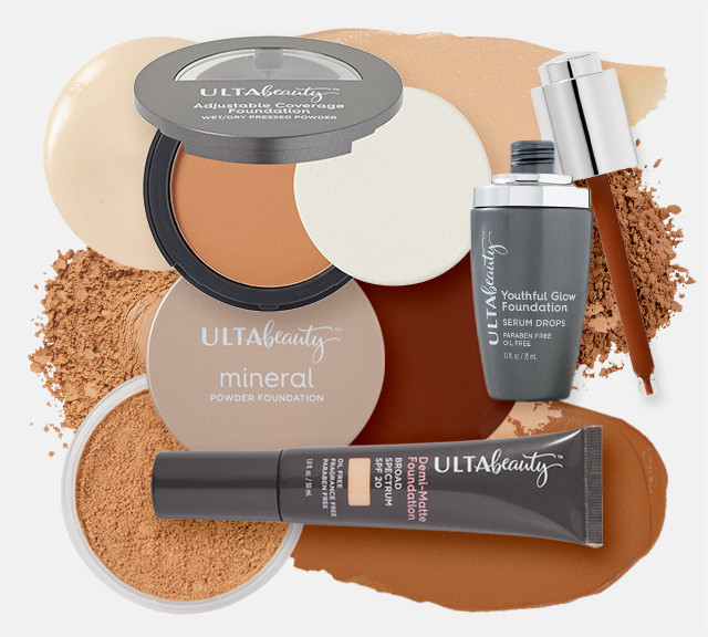 Ulta Beauty Foundations