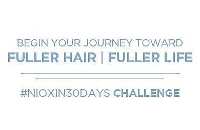 START YOUR #NIOXIN30DAYS CHALLENGE