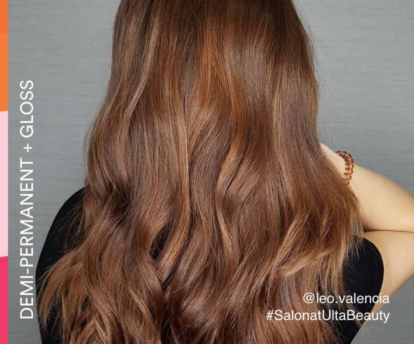 Salon Hair Color Education