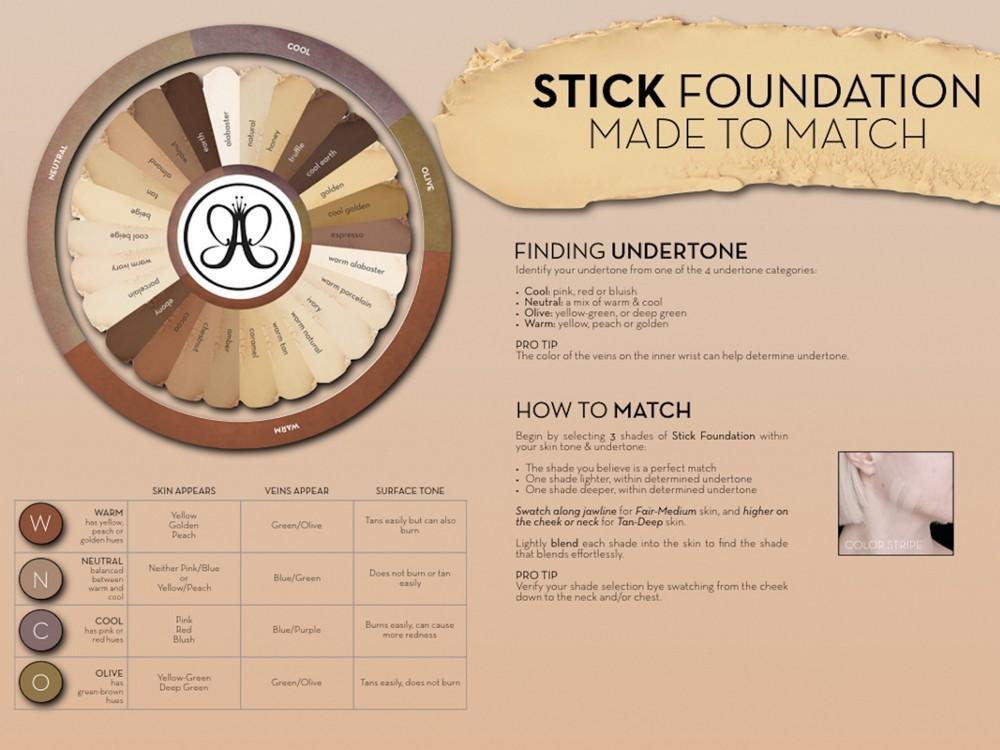 Anastasia Beverly Hills Stick Foundation Ulta Beauty