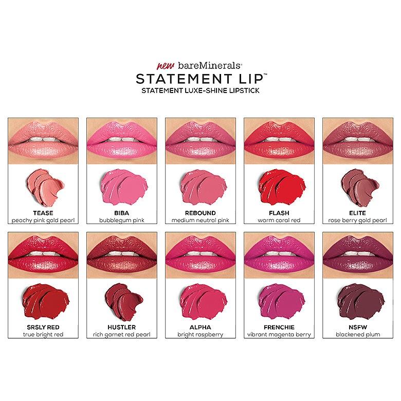 Bareminerals Statement Luxe Shine Lipstick Ulta Beauty