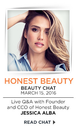 Live Chat:honestbeauty