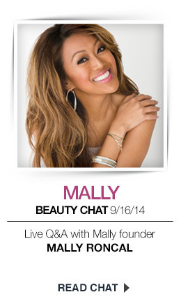Live Chat: Mally Roncal