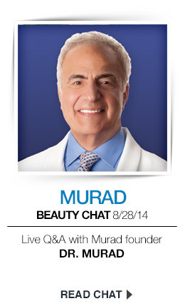 Live Chat: Dr. Murad