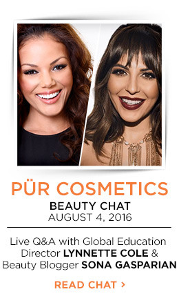Live Chat:pur-cosmetics-beauty-chat-20160804