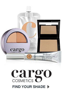 Cargo Cosmetics Foundation Finder