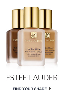 Estée Lauder Double Wear Foundation Shade Finder
