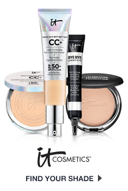 IT Cosmetics Foundation Finder