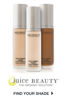 Juice Beauty Foundation Finder