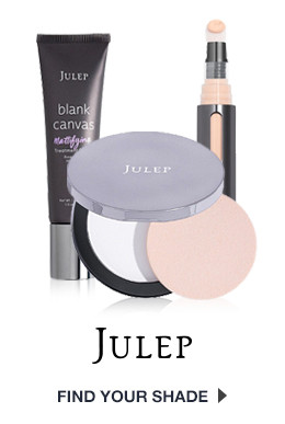 Julep Foundation Shade Finder