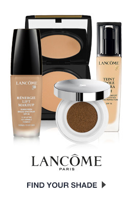 Lancome Foundation Finder