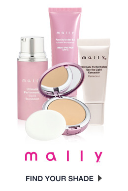 Mally Beauty Foundation Finder