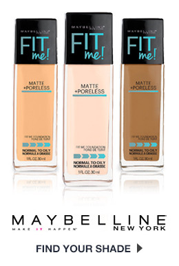 Maybelline Foundation Finder