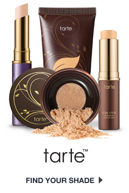 Tarte Amazonian Clay Foundation Finder