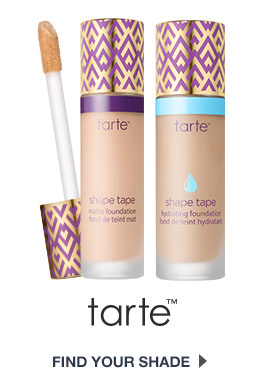 Tarte Shape Tape Shade Finder