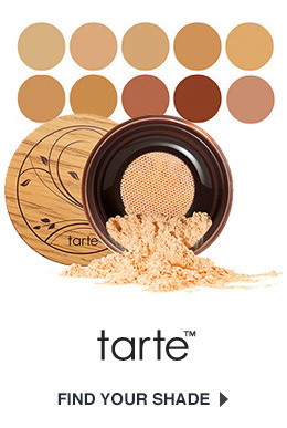 Tarte Amazonian Clay 12-Hour Full Coverage Foundation Get Shade Matched Now