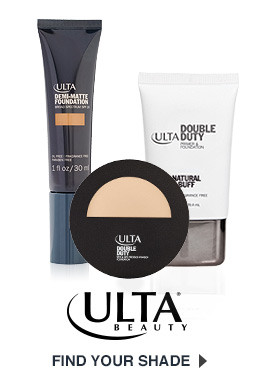 Ulta Beauty Collection Shade Finder