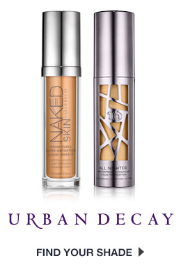 Urban Decay Foundation Finder